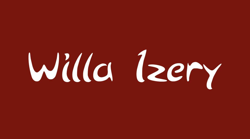 Logo Willa Izery - Noclegi w Szklarskiej
